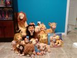 Lion King Plush Collection by jyounger