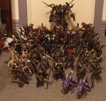 my spawn collection by TheExiledRealm