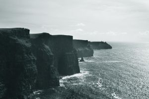 Cliffs of Moher by Kiwikku
