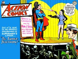 Action Comics 180 by Superman8193