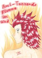 Axel - The Flurry of Dancing Flames by Yugoku-chan