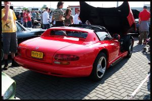 1995 Dodge Viper by compaan-art