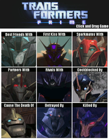 TFP Click and Drag Game Results by yodana