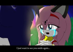 Just one smile... by Fly-Sky-High