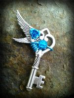 Sweet Heaven Fantasy Key by ArtByStarlaMoore