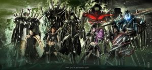:demons from shadows: by GRO-fx