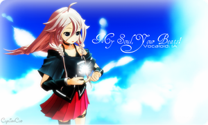 [MMD Still] My Soul, Your Beats! (ft. IA) by FeistyPenguin