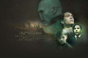 Lord Voldemort by drkay85