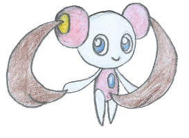 Lil Lady Fakemon by Claudiamore