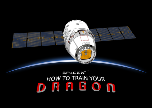 How To Train Space Dragon by Ra100x