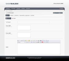 Adspay Shopbuilder Admin   Product Page by ZincH21