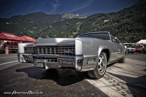 1967 Cadillac I by AmericanMuscle