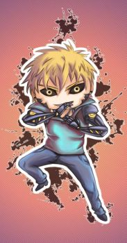 Genos OPM by MikoKristy