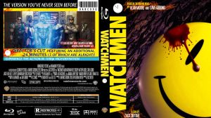 Watchmen Blu-Ray Insert Art by Space-Ace-Sco