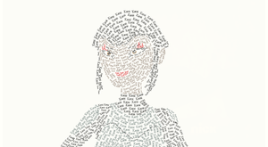 Typography - Karai by tmnthearted