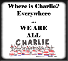 We are all Charlie by Manduleen