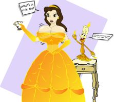 Belle or BElle by foxmaster5