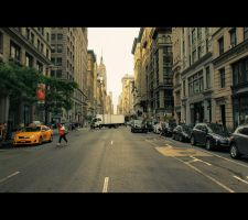 Down 5th Avenue by ordre-symbolique