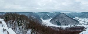 Panorama Hohenurach by ArkanumTenebrae