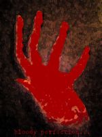 Hand that bleeds by mentallydeceased