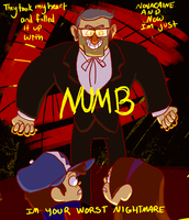 Just Numb by Imnotfunnyipromise