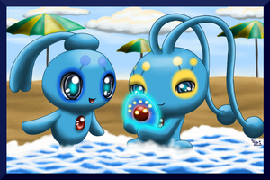 Dex Projekt Manaphy and Phione