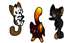 Camping free adoptables!! CLOSED by owls1999