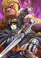 Monster soul online cover1 by si-o
