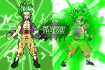 Tirus Kasenji- Energy Craver Transformation Remake by TheGlowingShadow