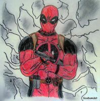 Deadpool #10 by Scutum20