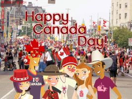 Happy Canada Day 2014---AM by daanton