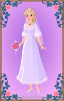 Blushing Bride Madellaine by LadyIlona1984
