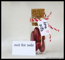 love is not for sale ... by morho