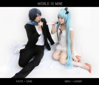 Cosplay World is Mine by CosplayCami