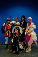 Tales of Vesperia Group by AkraruPhotography