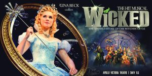 Glinda, Billboard Poster by JaiMcFerran