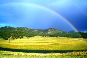 Colorado Rainbow by Infest90