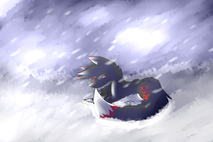 I'm so cold by Darkstar-The-Great
