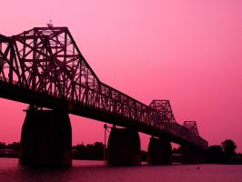 US31 Bridge over the Ohio River by memphis-pooreman
