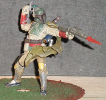 boba fett bust-up by future-trunks