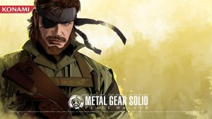 METAL GEAR: BIG BOSS by akyanyme