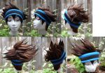 Taichi Wig From Digimon by taiyowigs