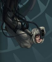 GLaDOS by marquisemarquette