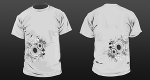Creativity Tshirt Design by GKgfx