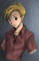Full Metal Alchemist - Al by wytwolf