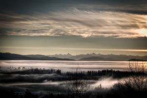 A Pillow Of Mist by muntoo