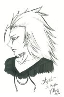 AXEL for Kayla by chai--tyto