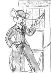 Doctor who is mousy by pink-kitsune