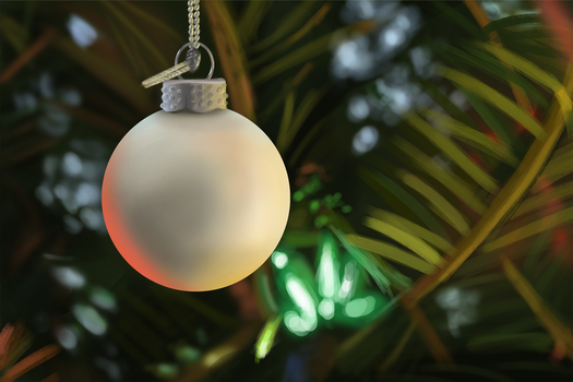 Christmas Ornament by Sycreon
