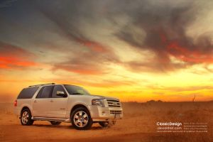 Ford Expedition HDR by ClassicDesign